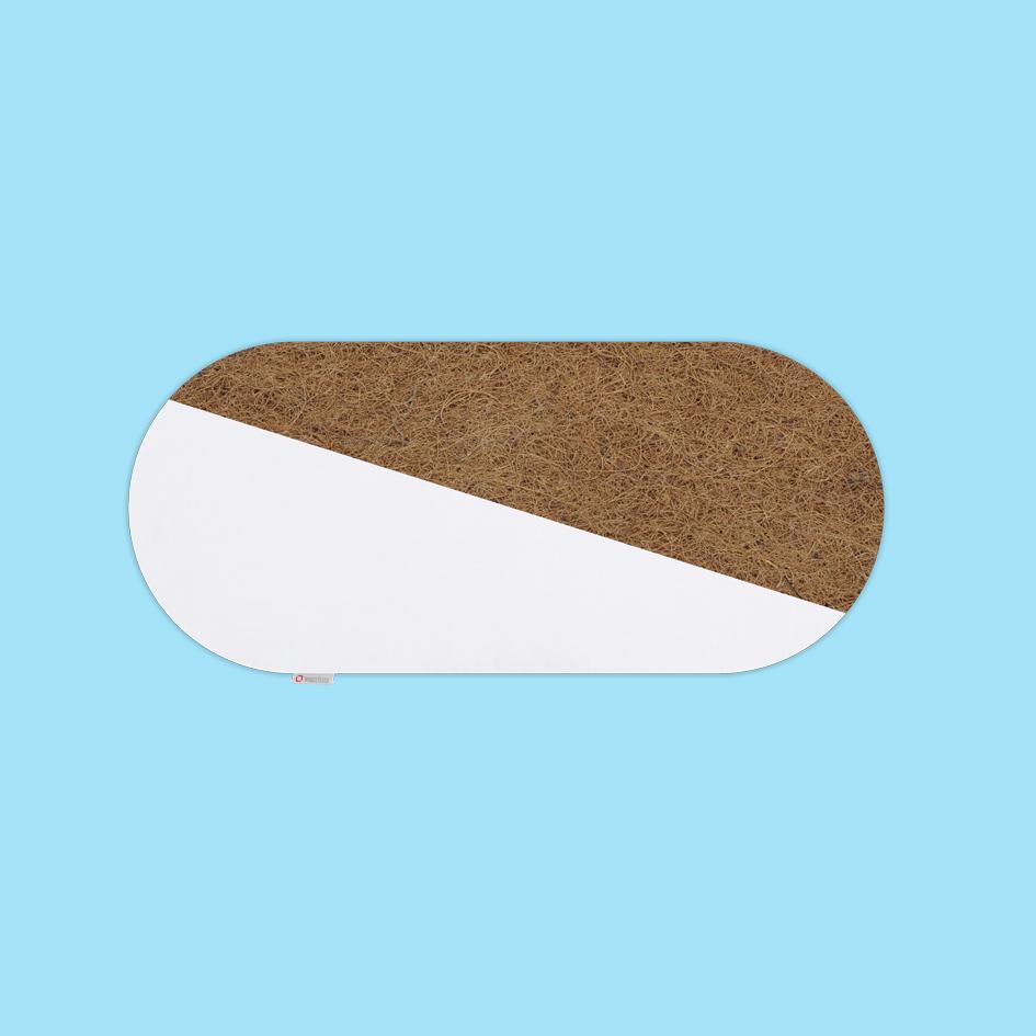 Materac kokosowy